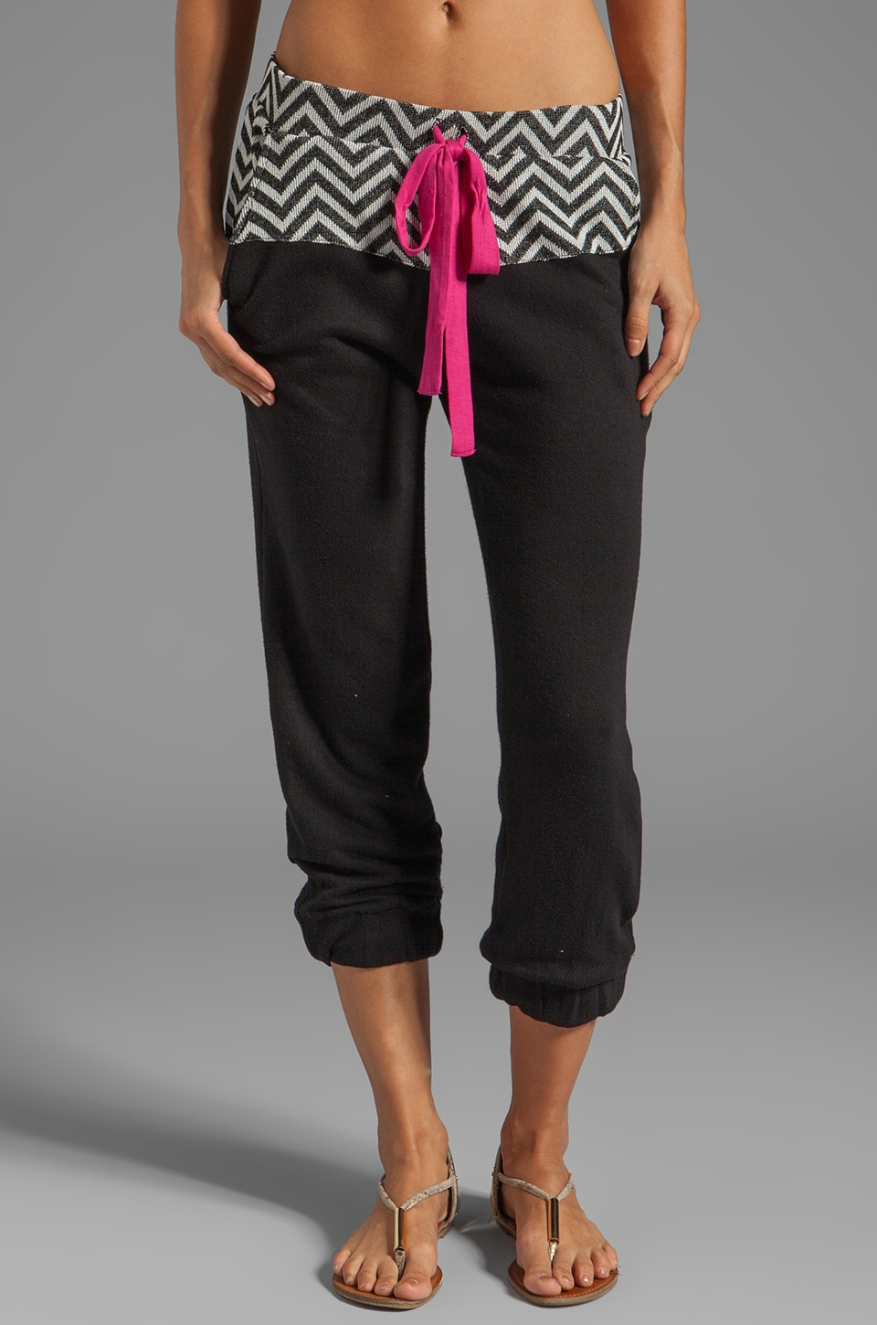 WOODLEIGH Anja Pants in Black
