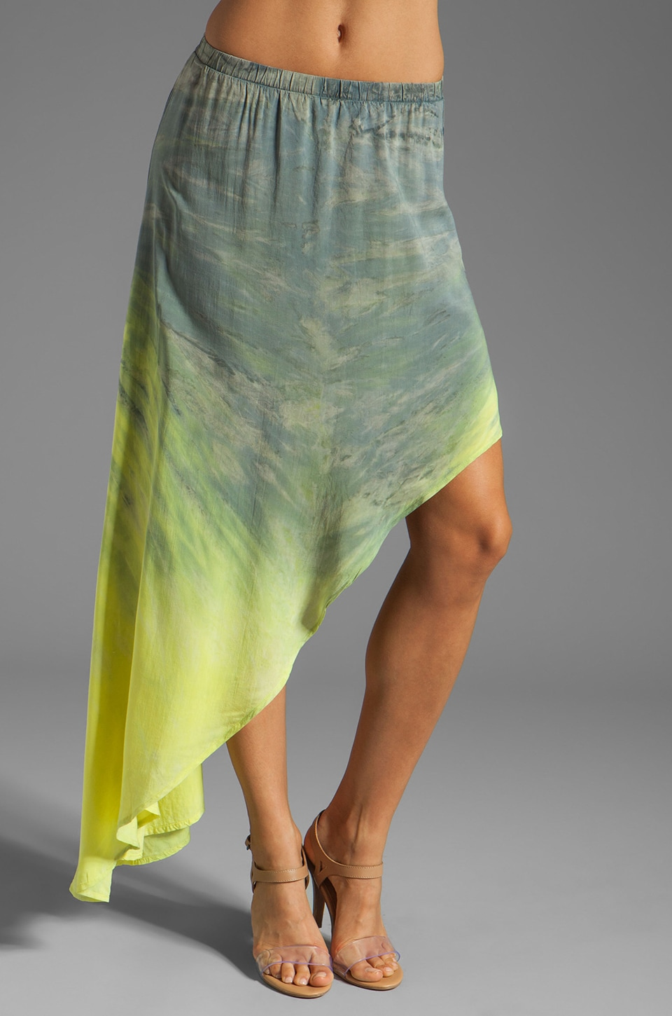 WOODLEIGH Kazia Skirt in Lemon