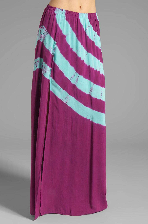 WOODLEIGH Nova Skirt in Sangria