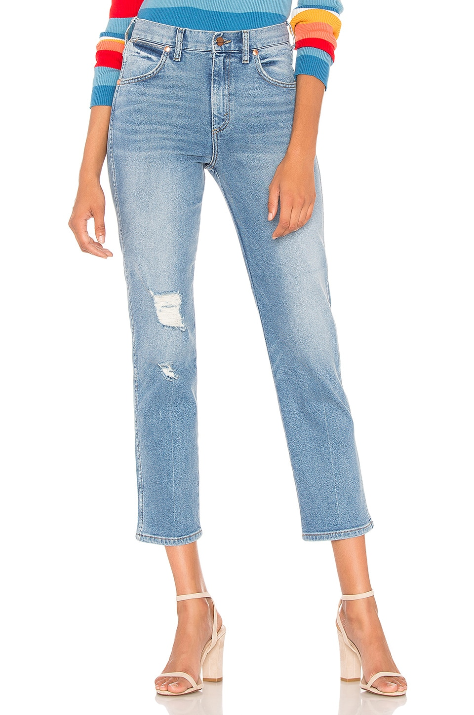Wrangler HIGH RISE HERITAGE FIT