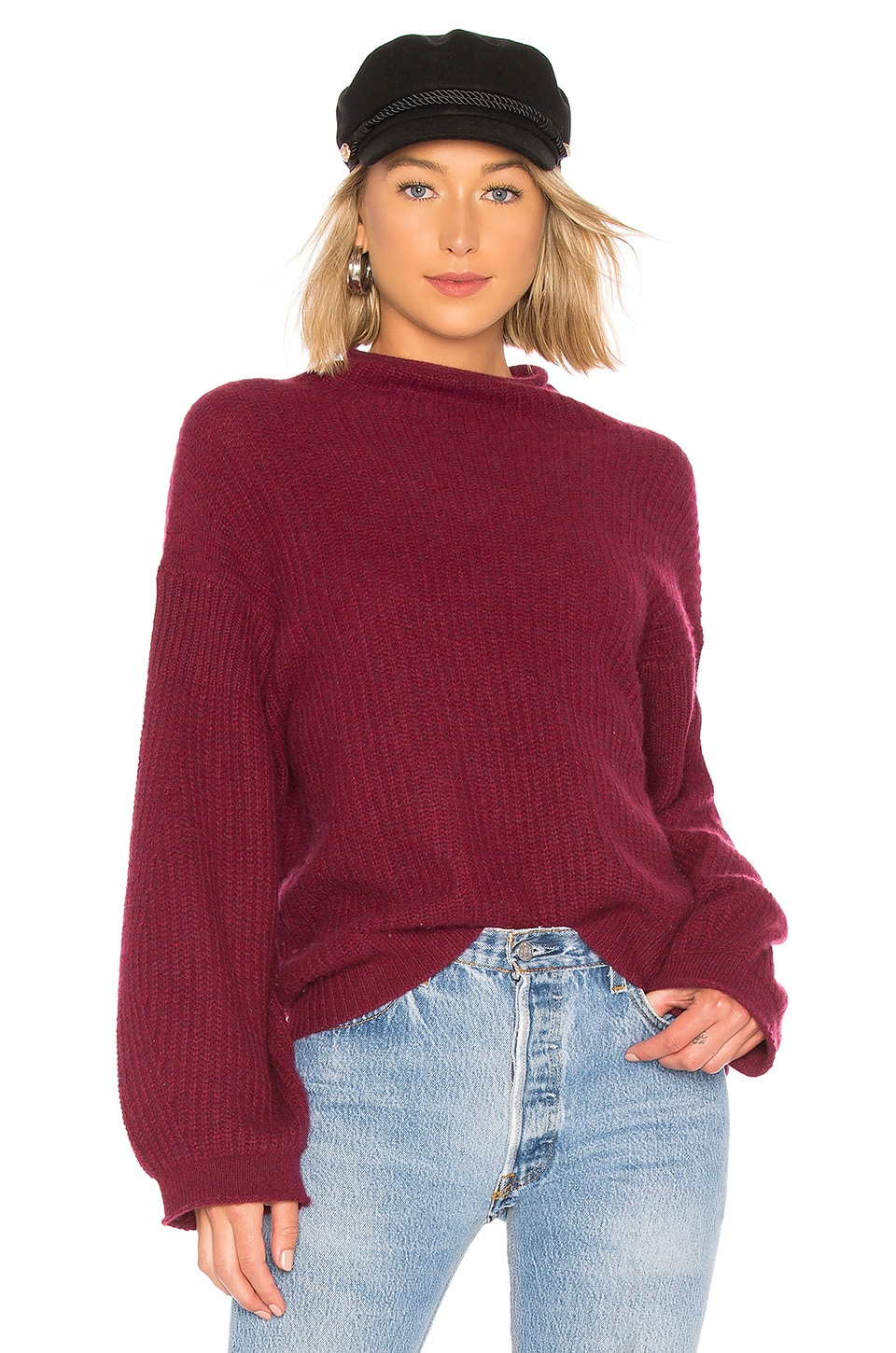Standneck Sweater