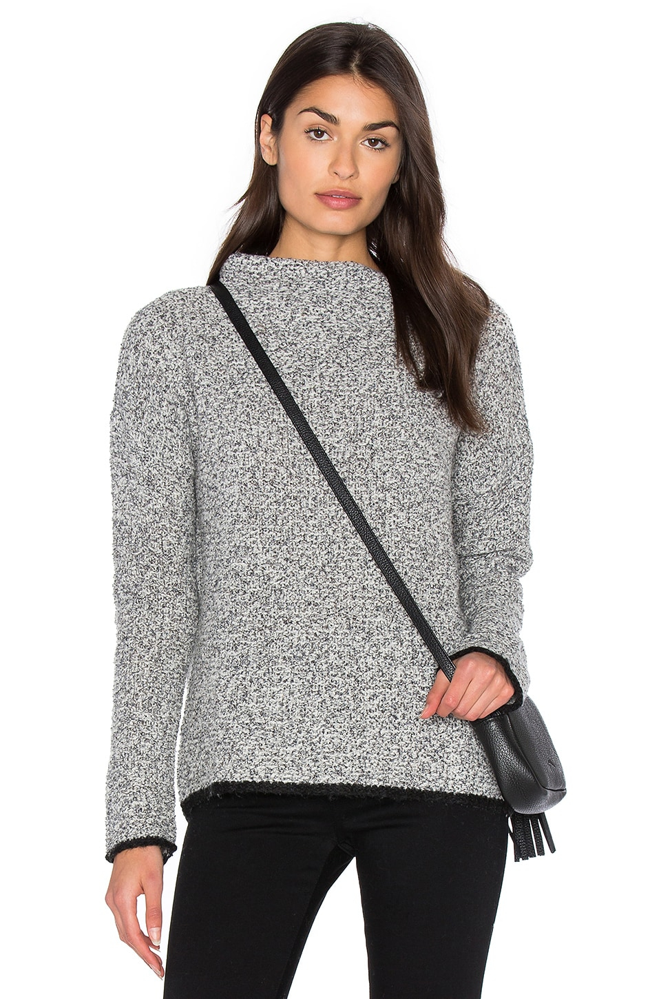 Boucle Sweater by White + Warren