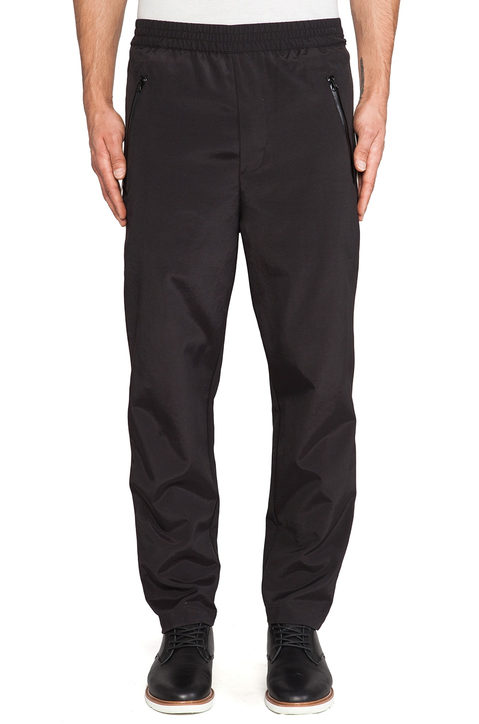 Wood Wood Marc Pant in Black Mix