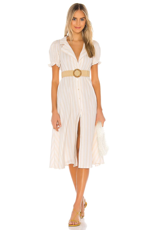 WeWoreWhat Bella Dress in Shortbread