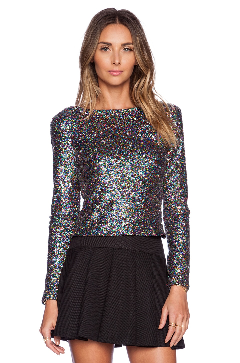 WYLDR First Class Top in Multi