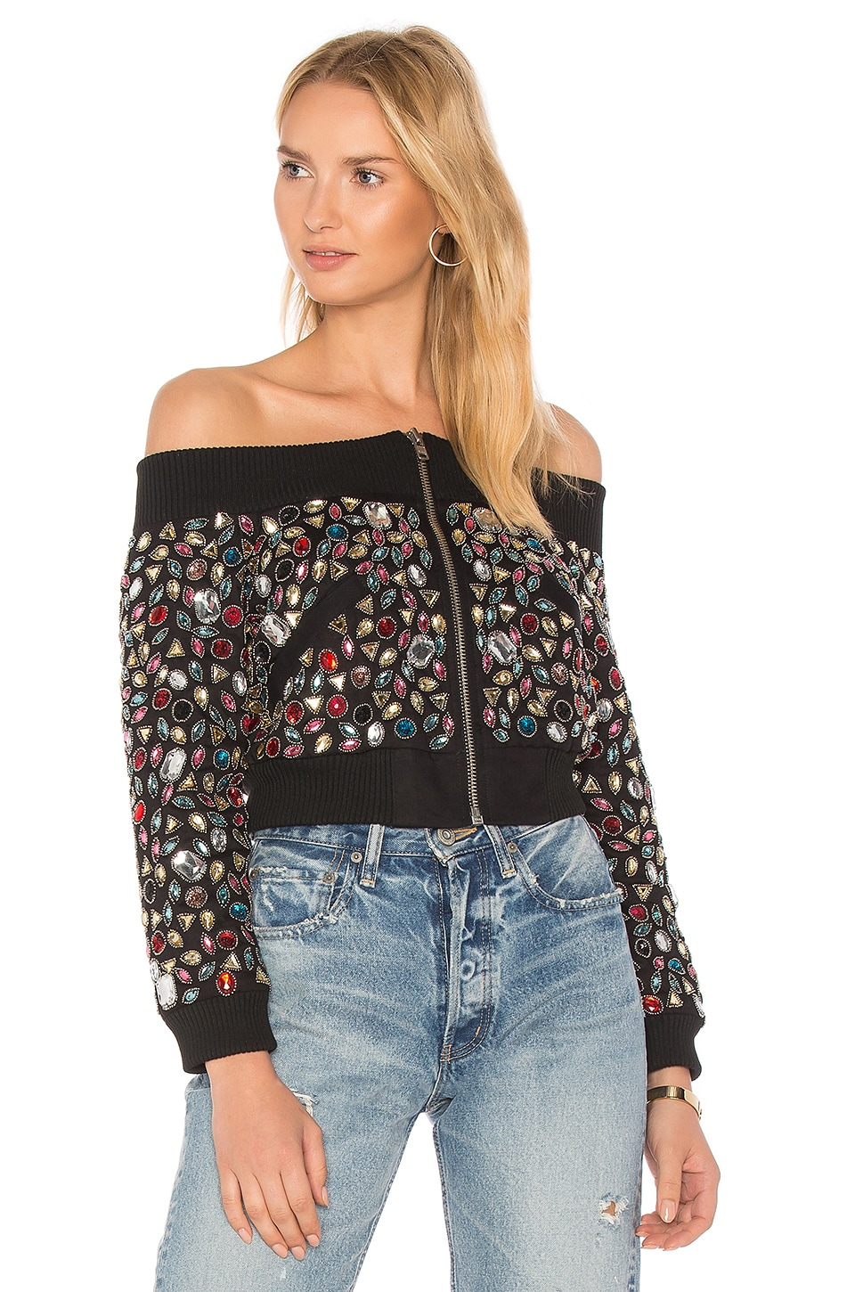 Gia Bomber by X By Nbd