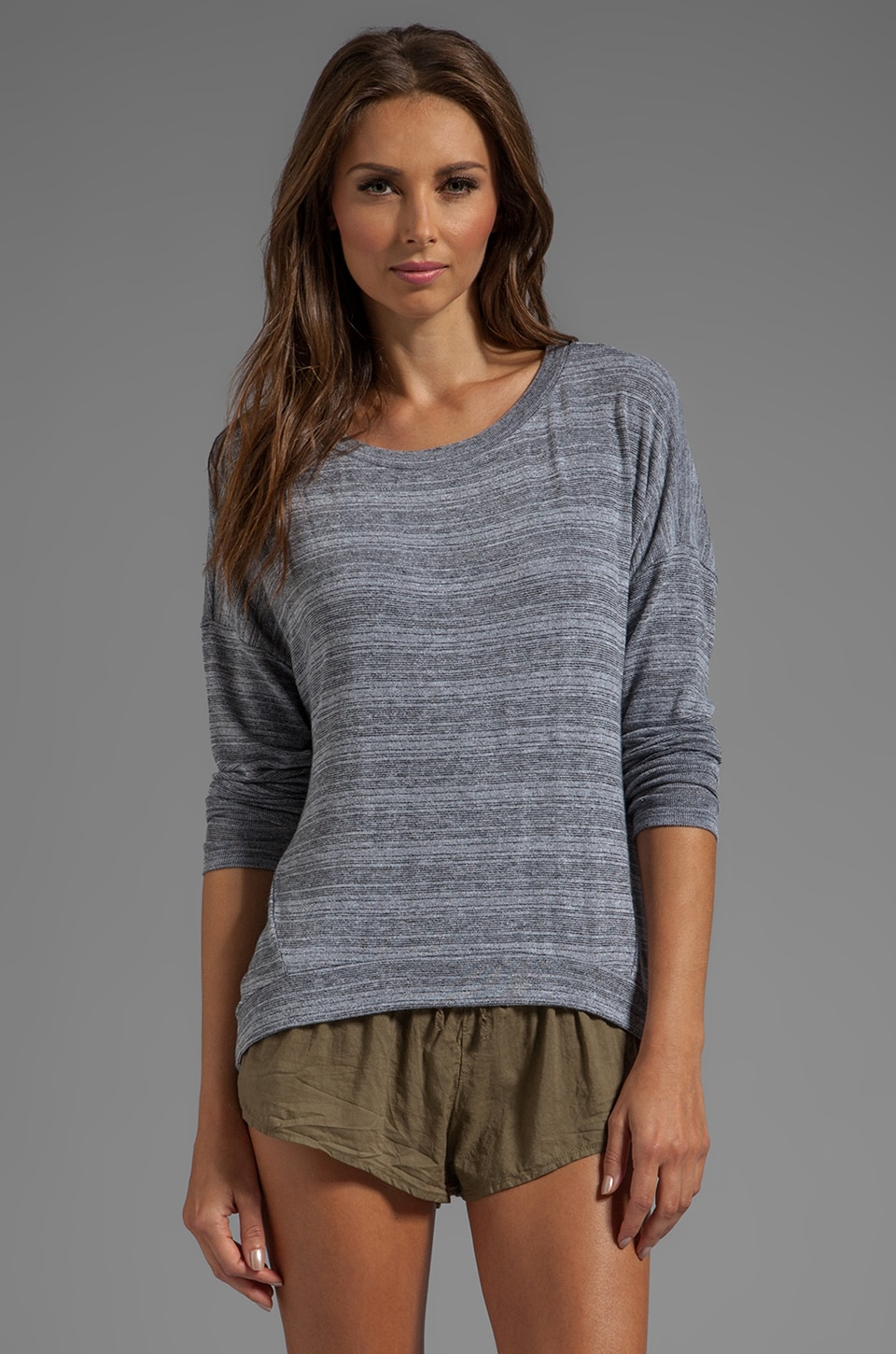XiRENA Shelby Pullover in Cement