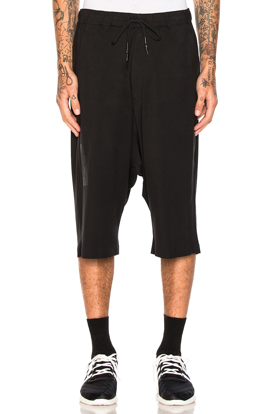 Photo of Skylight Shorts by Y-3 Yohji Yamamoto men clothes