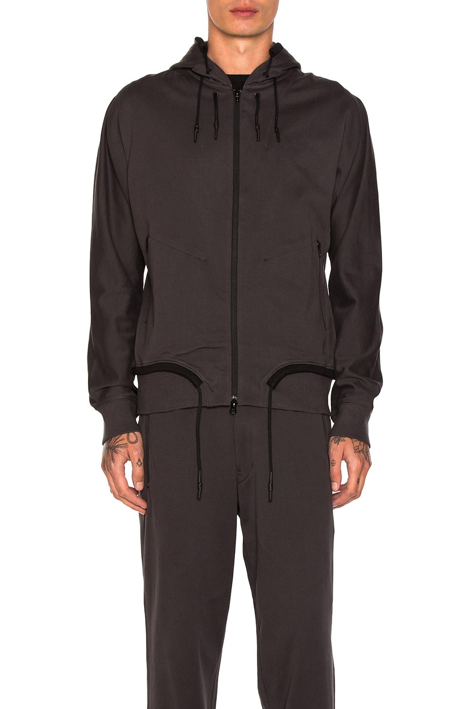Photo of FT Zip Hoodie by Y-3 Yohji Yamamoto men clothes