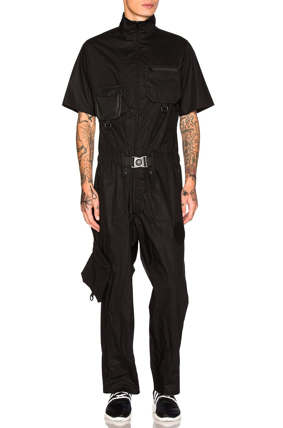 Photo of Military Jumpsuit by Y-3 Yohji Yamamoto men clothes