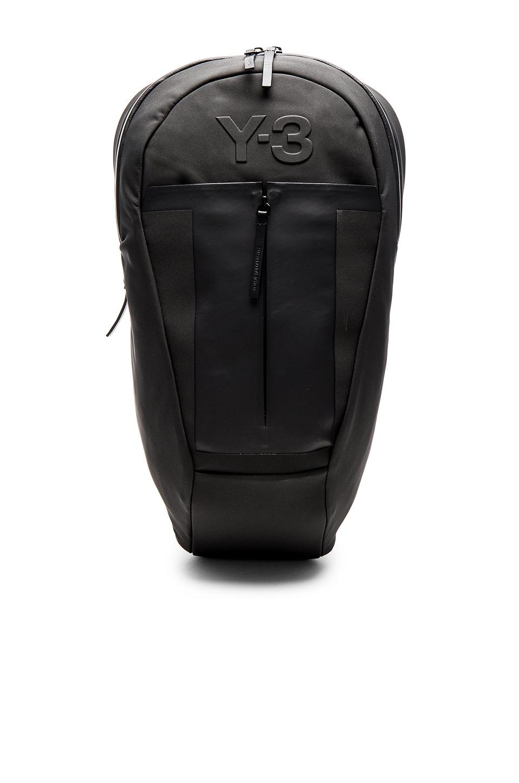 Y-3 Yohji Yamamoto Backpack in Black