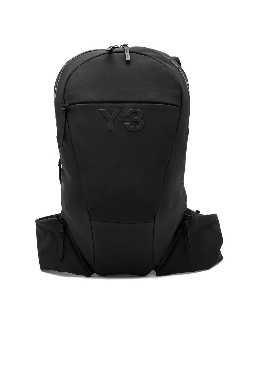 b5f88425dced Y-3 Yohji Yamamoto Vest Backpack in Black