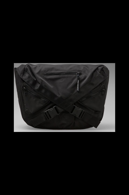 Y-3 Yohji Yamamoto Messenger Bag in Black