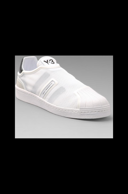 Y-3 Yohji Yamamoto X Low in White