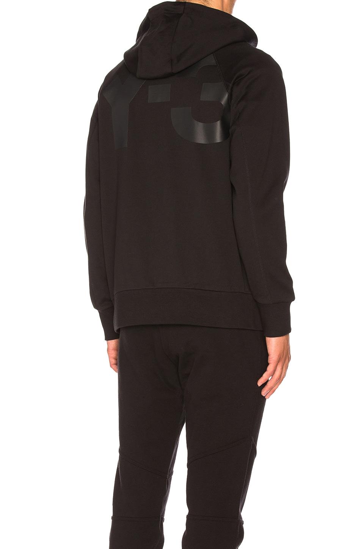 22a926e31 Y-3 Yohji Yamamoto Classic Hoodie in Black