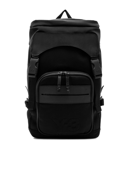 cf0ed80fdcf Y-3 Yohji Yamamoto Ultratech Small Bag in Black   REVOLVE