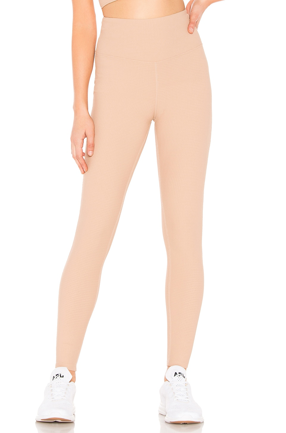 YEAR OF OURS Aspen Legging in Tan