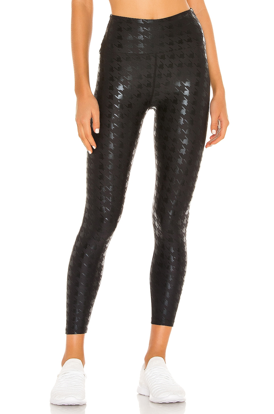 YEAR OF OURS Disco Yos Sports Legging in Black