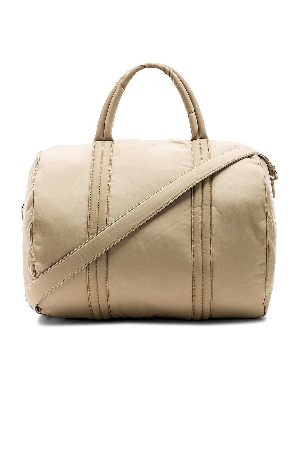 dfd13b928 YEEZY Season 6 Gym Bag in Taupe