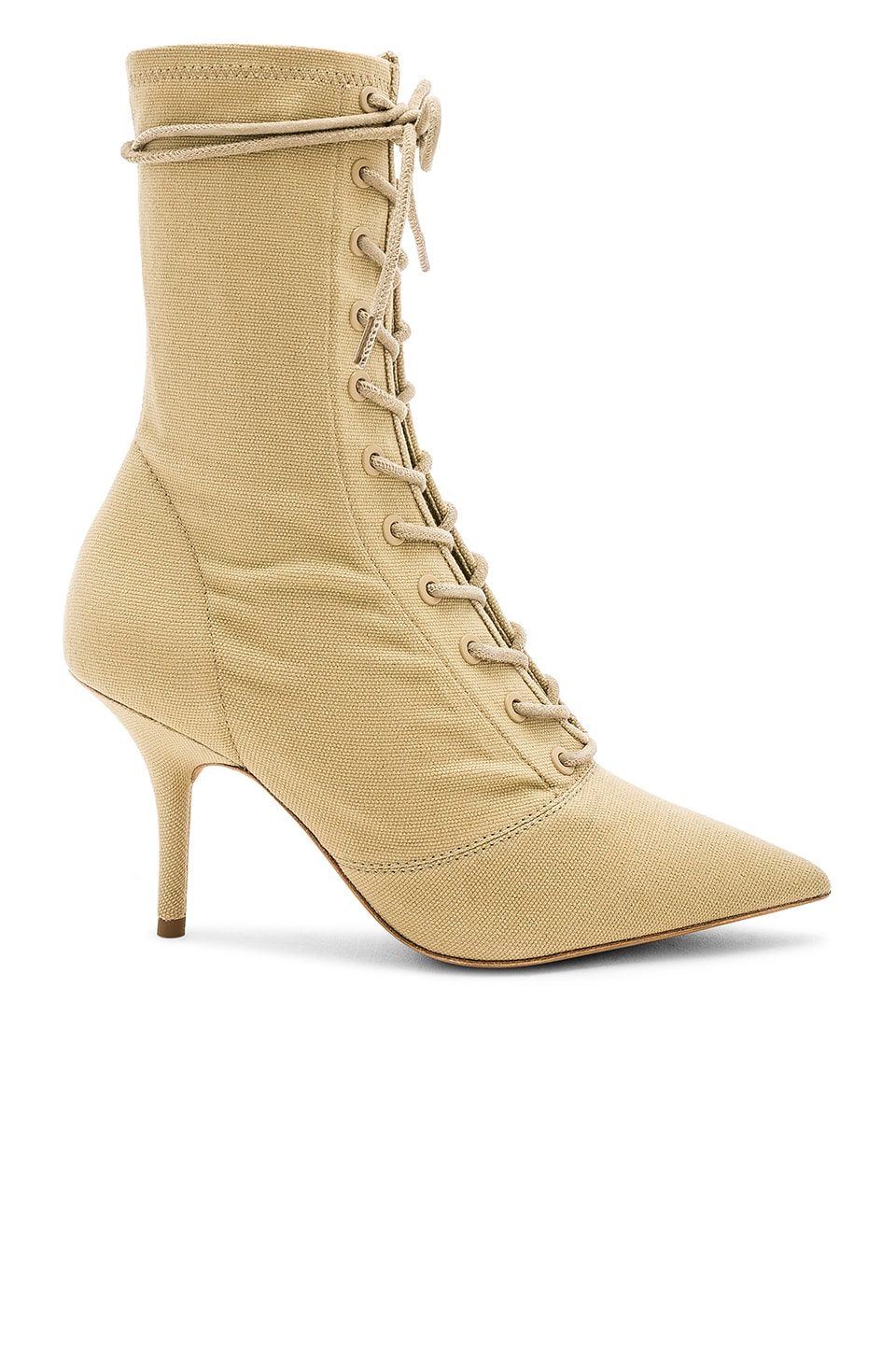 YEEZY Season 6 Lace Up Ankle Boot 90mm