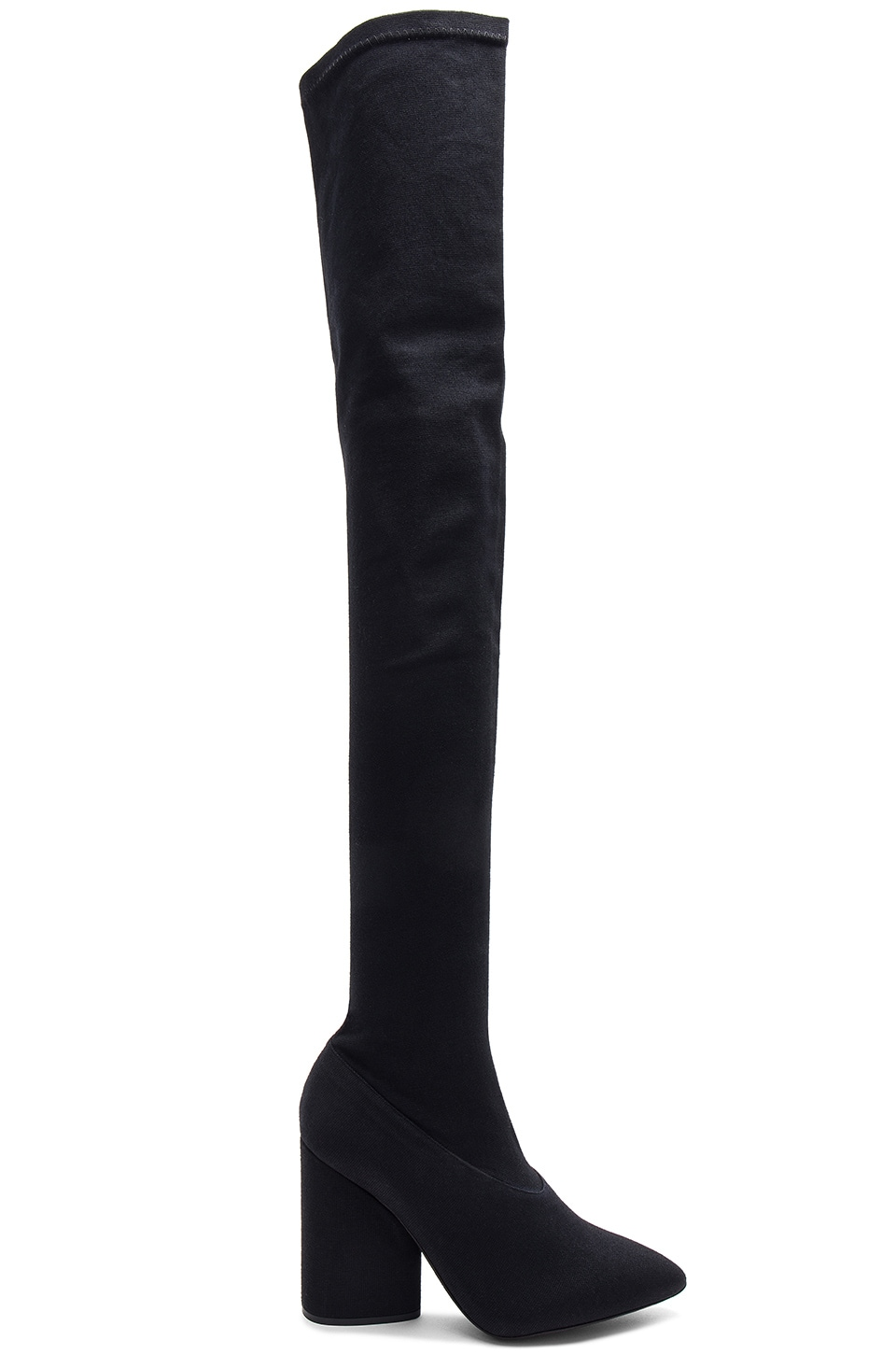 Thigh High Boot by YEEZY Season 4
