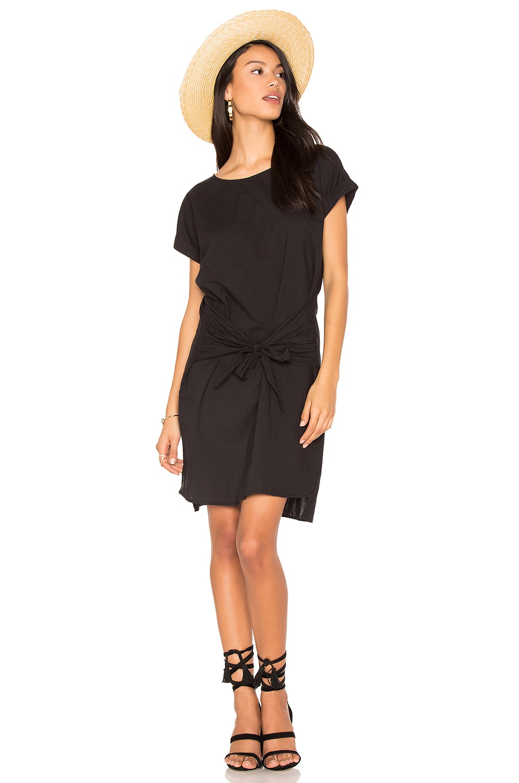 Tie Front Dress by YORK street