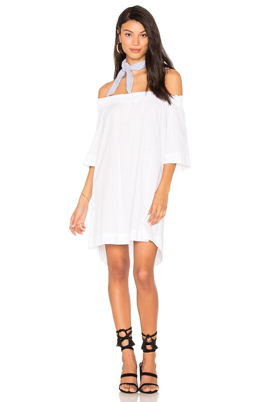 Shirred Dress by YORK street