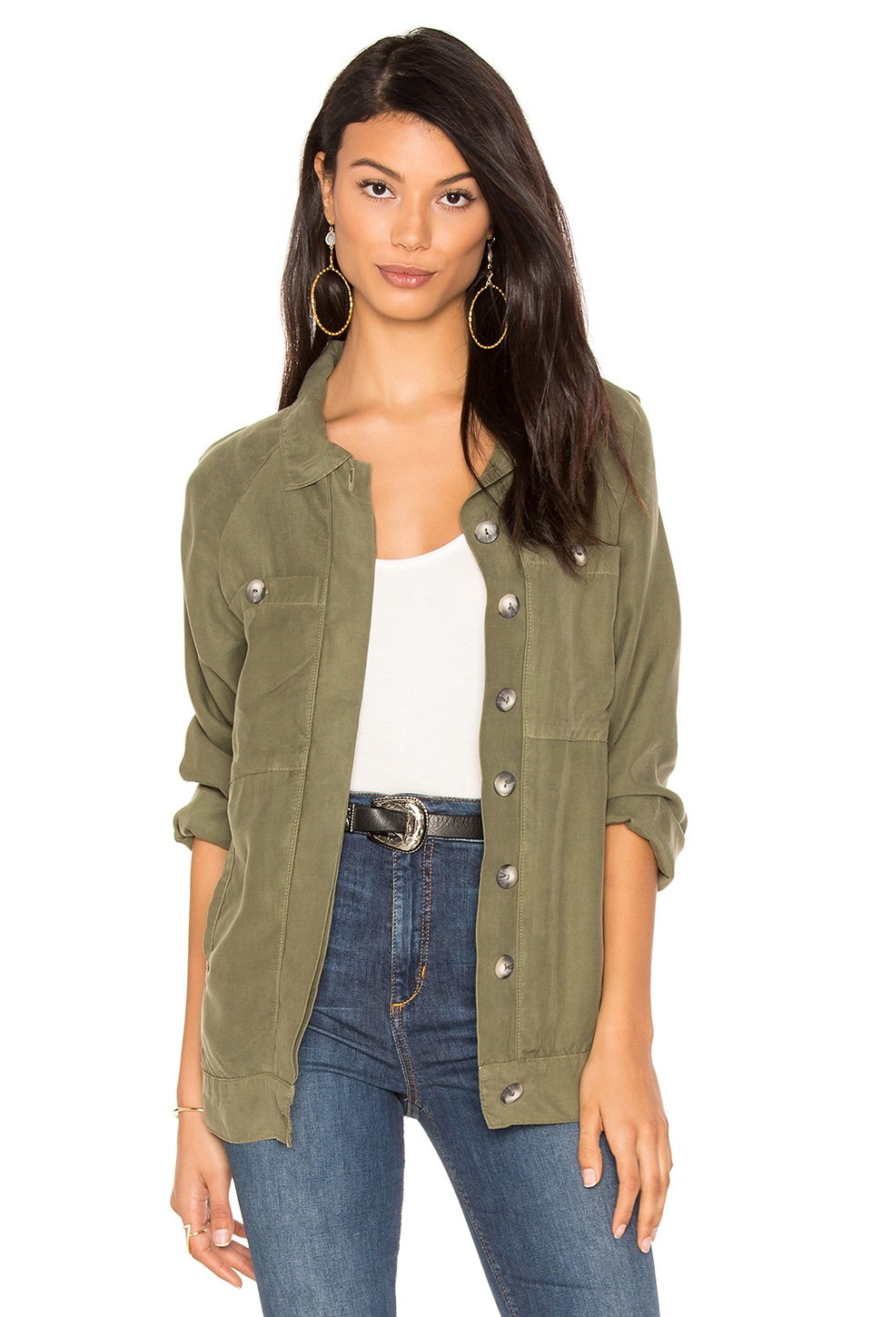 Long Slouchy Jacket by York Street