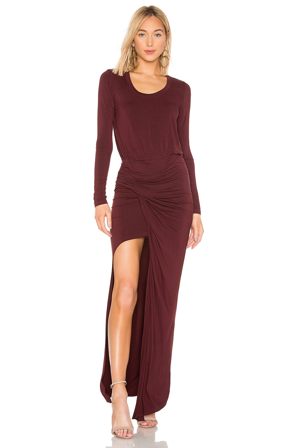 Young, Fabulous & Broke Shayna Dress in Jam
