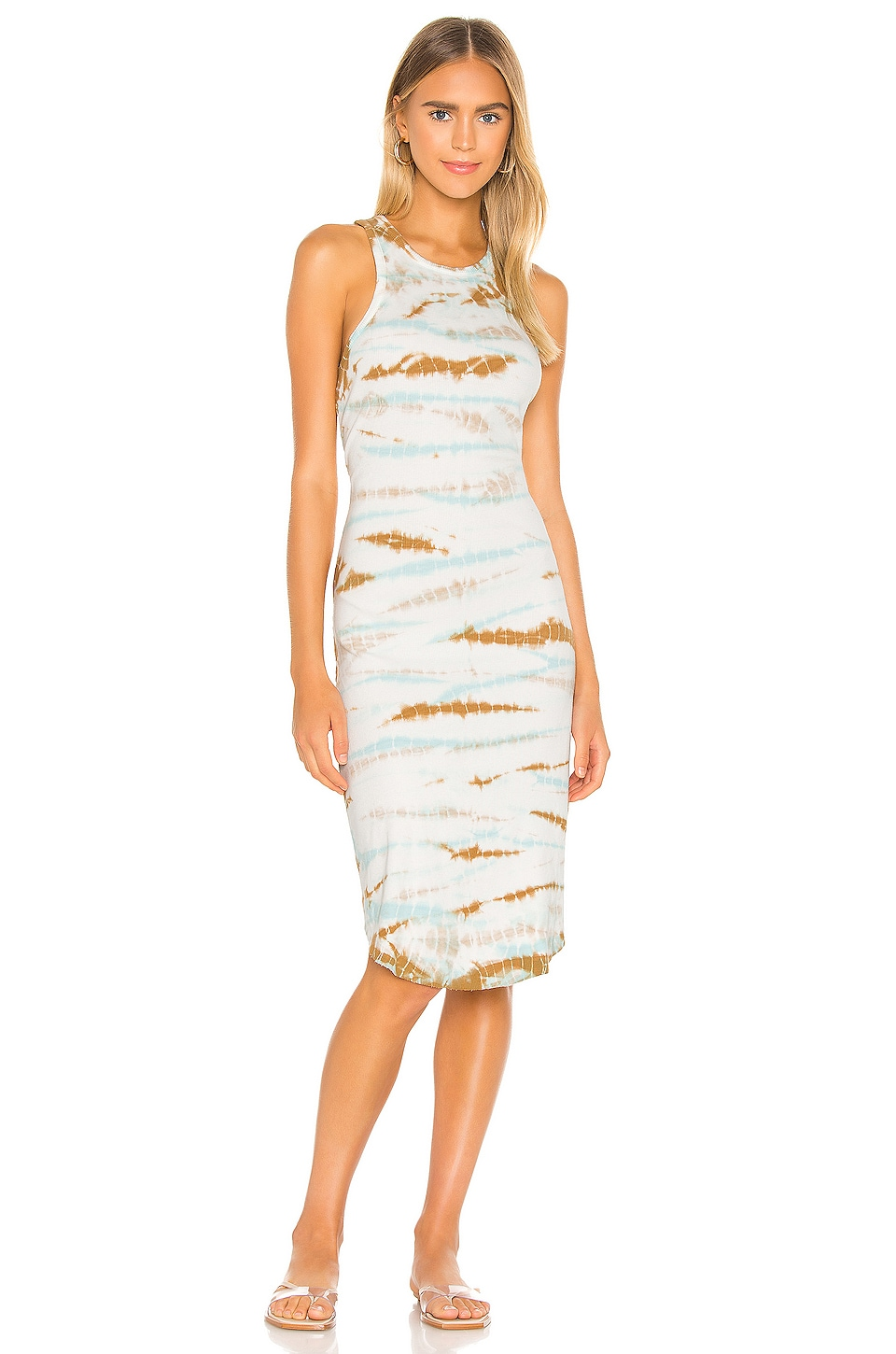 Robbie Tank Dress             Young, Fabulous & Broke                                                                                                       CA$ 166.18 11