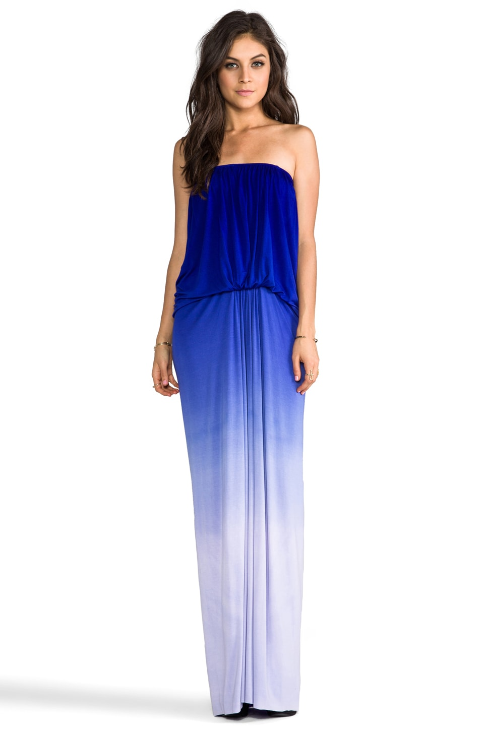 Young, Fabulous & Broke Gautier Ombre Maxi in Purple