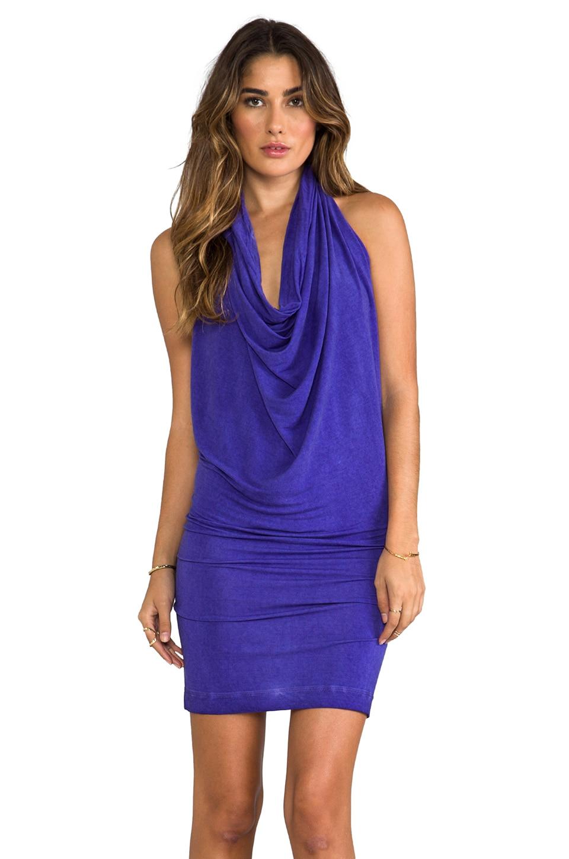 Young, Fabulous & Broke Benette Vintage Dress in Purple