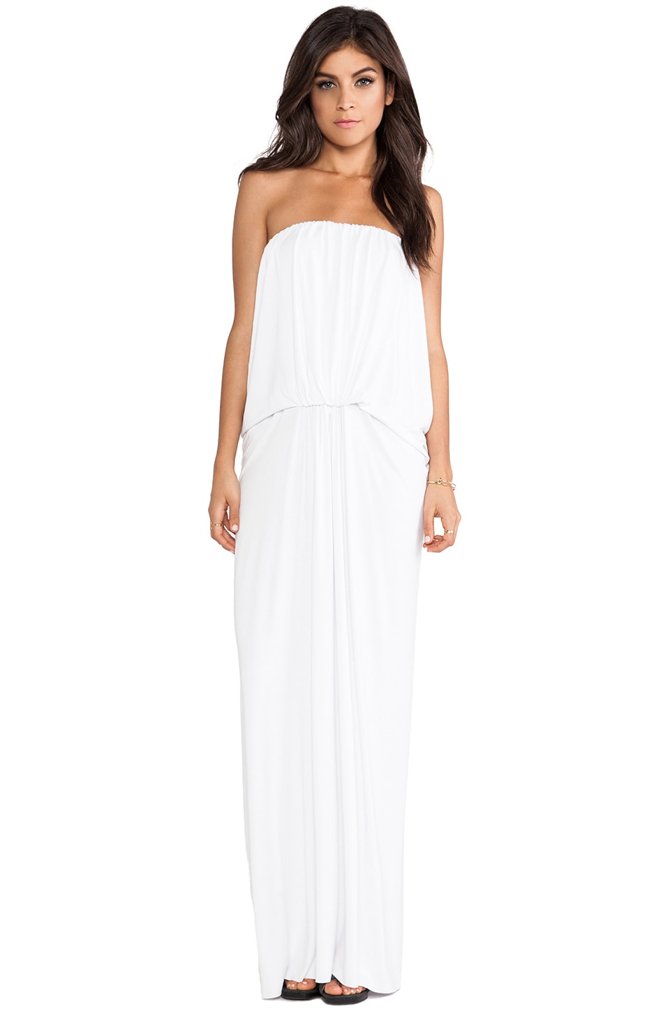 Young, Fabulous & Broke Gautier Maxi in White