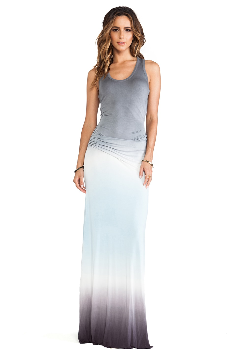 Young, Fabulous & Broke Hamptons Maxi in Ice Ombre