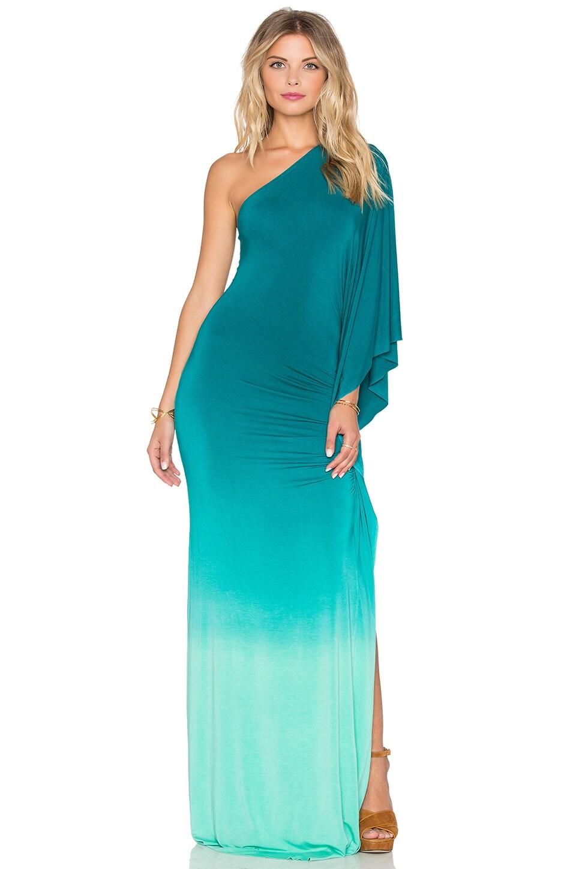 Young, Fabulous & Broke Kara Maxi Dress in Caribe Ombre   REVOLVE