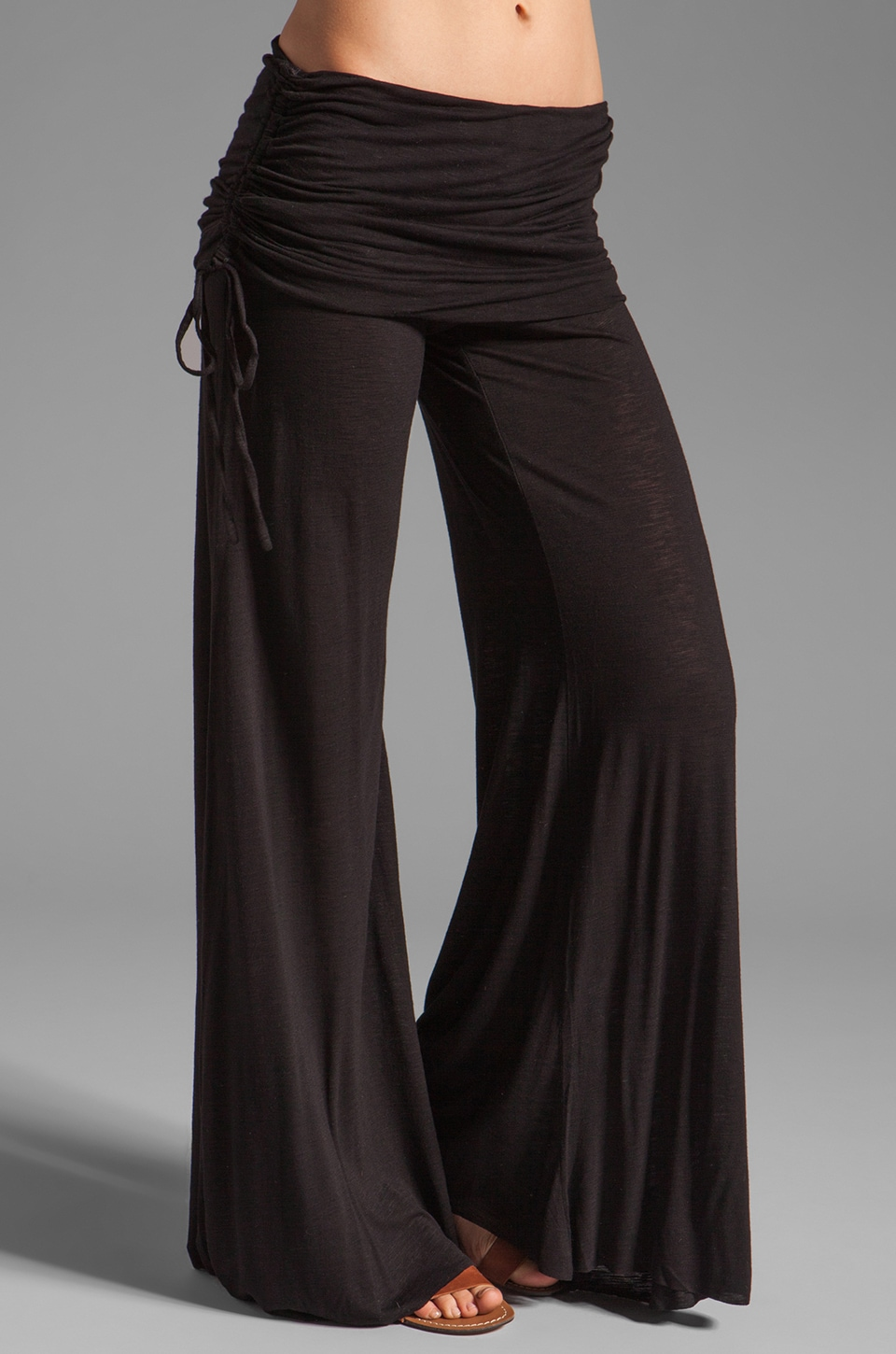 Young, Fabulous & Broke Sierra Pant in Black