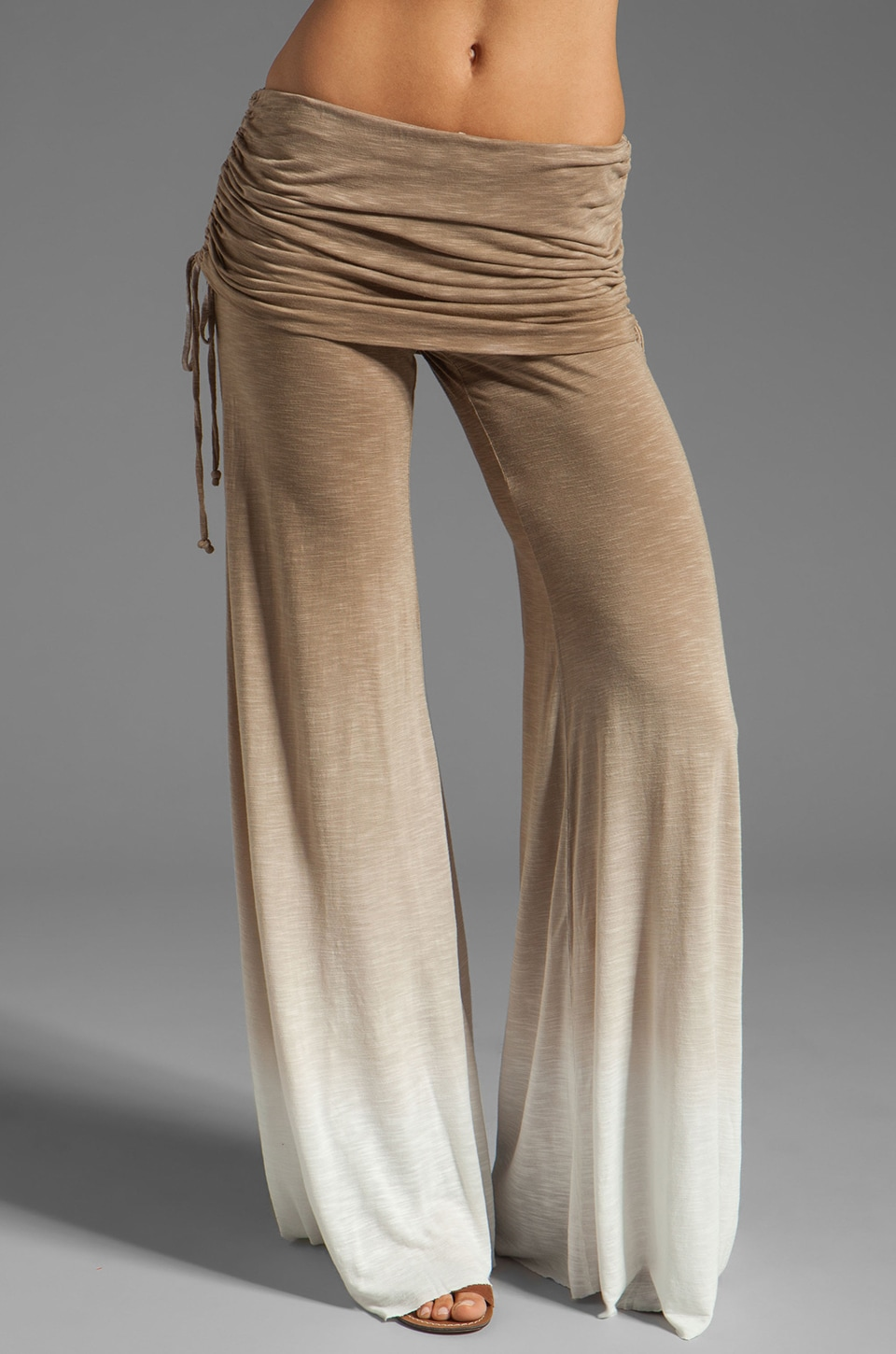 Young, Fabulous & Broke Sierra Pant in Tan Ombre
