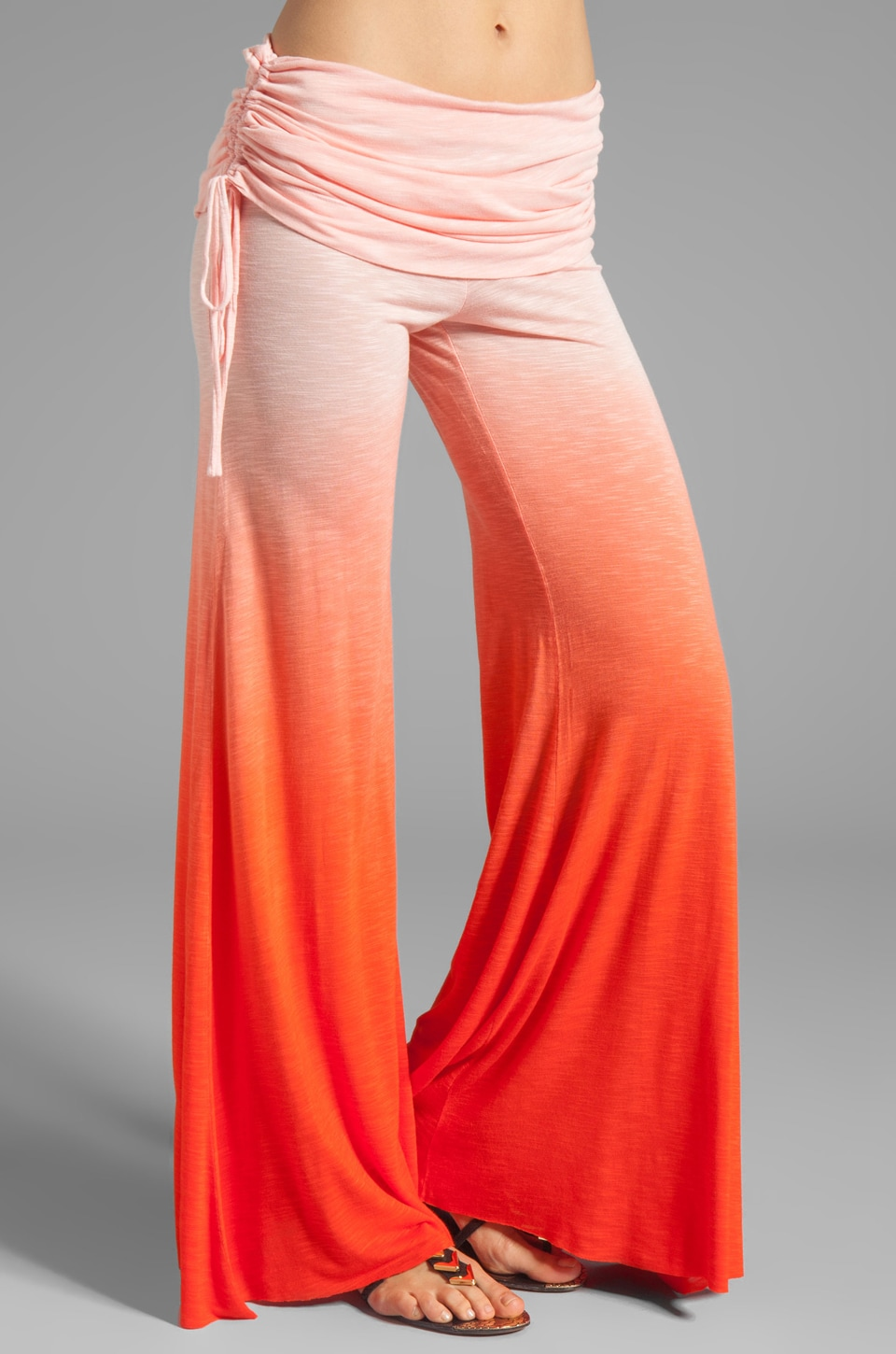 Young, Fabulous & Broke Sierra Ombre Pant in Fire
