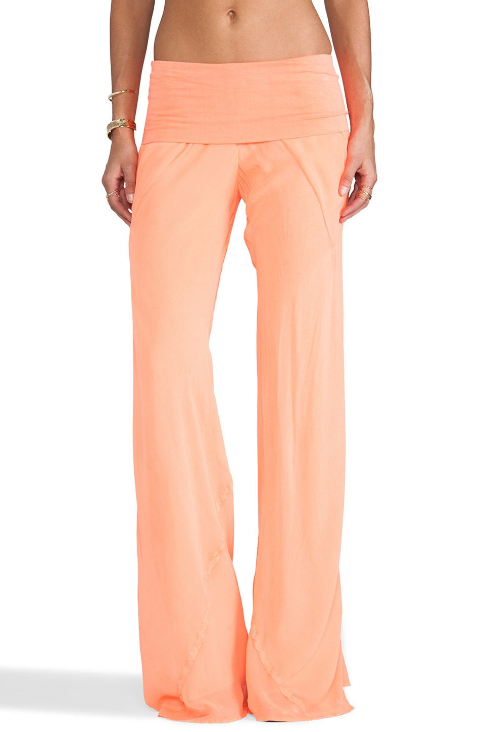 Young, Fabulous & Broke Nelly Pant in Guava