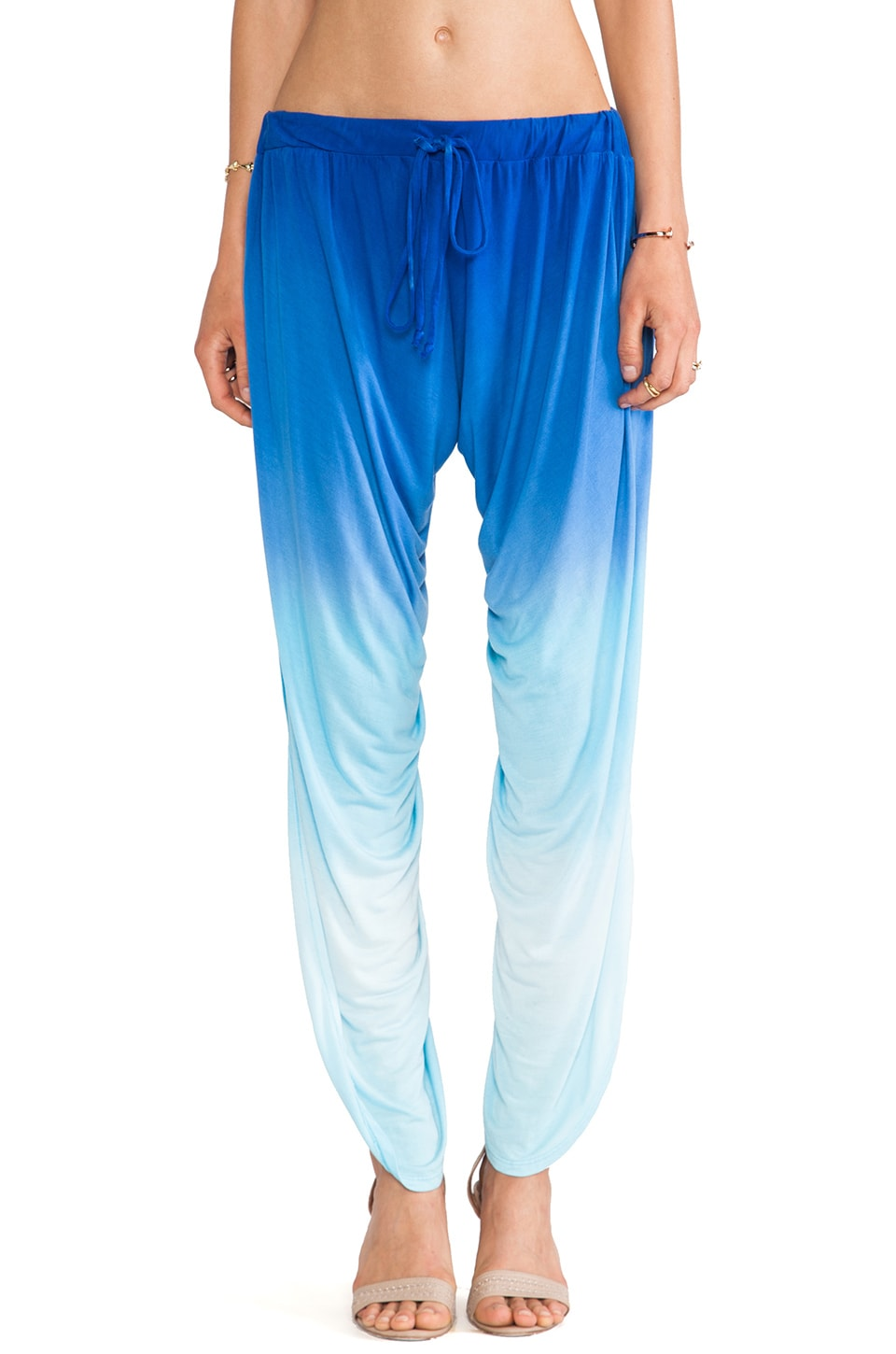 Young, Fabulous & Broke Aldo Pant in Royal Ombre