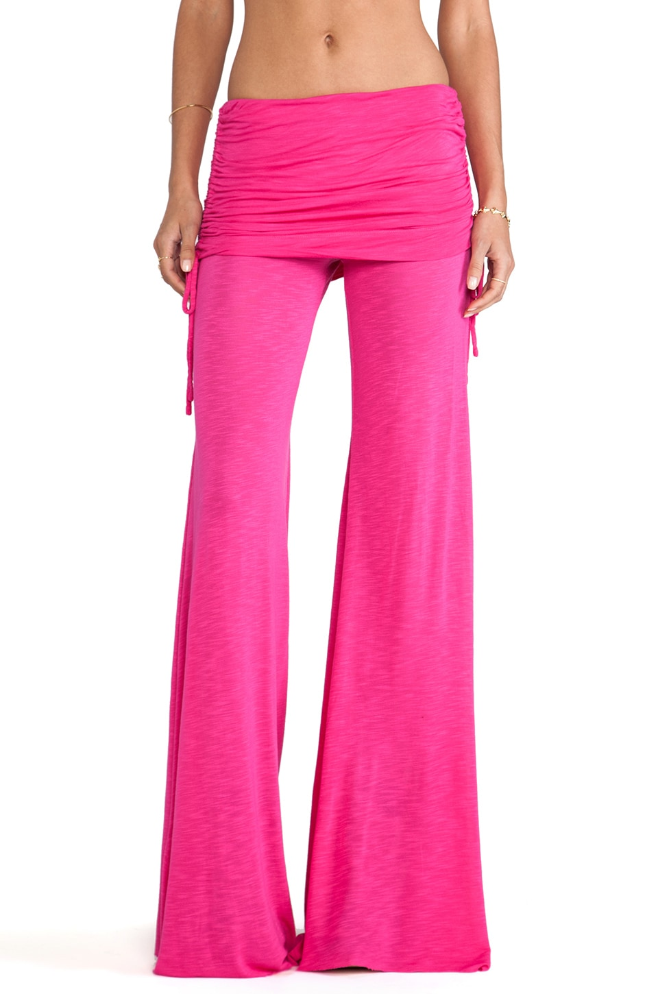 Young, Fabulous & Broke Sierra Pant in Berry