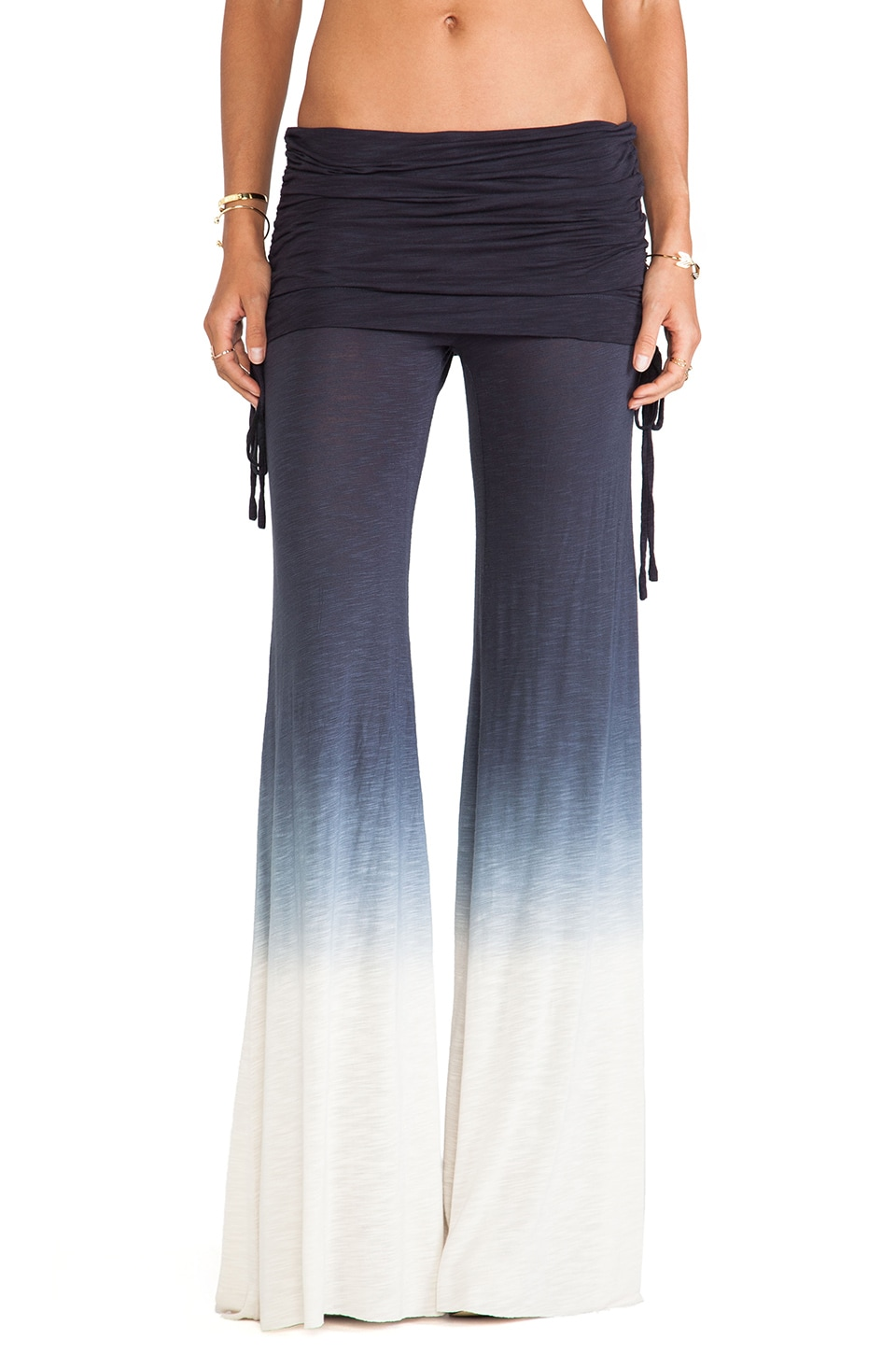 Young, Fabulous & Broke Sierra Pant Ombre in Black