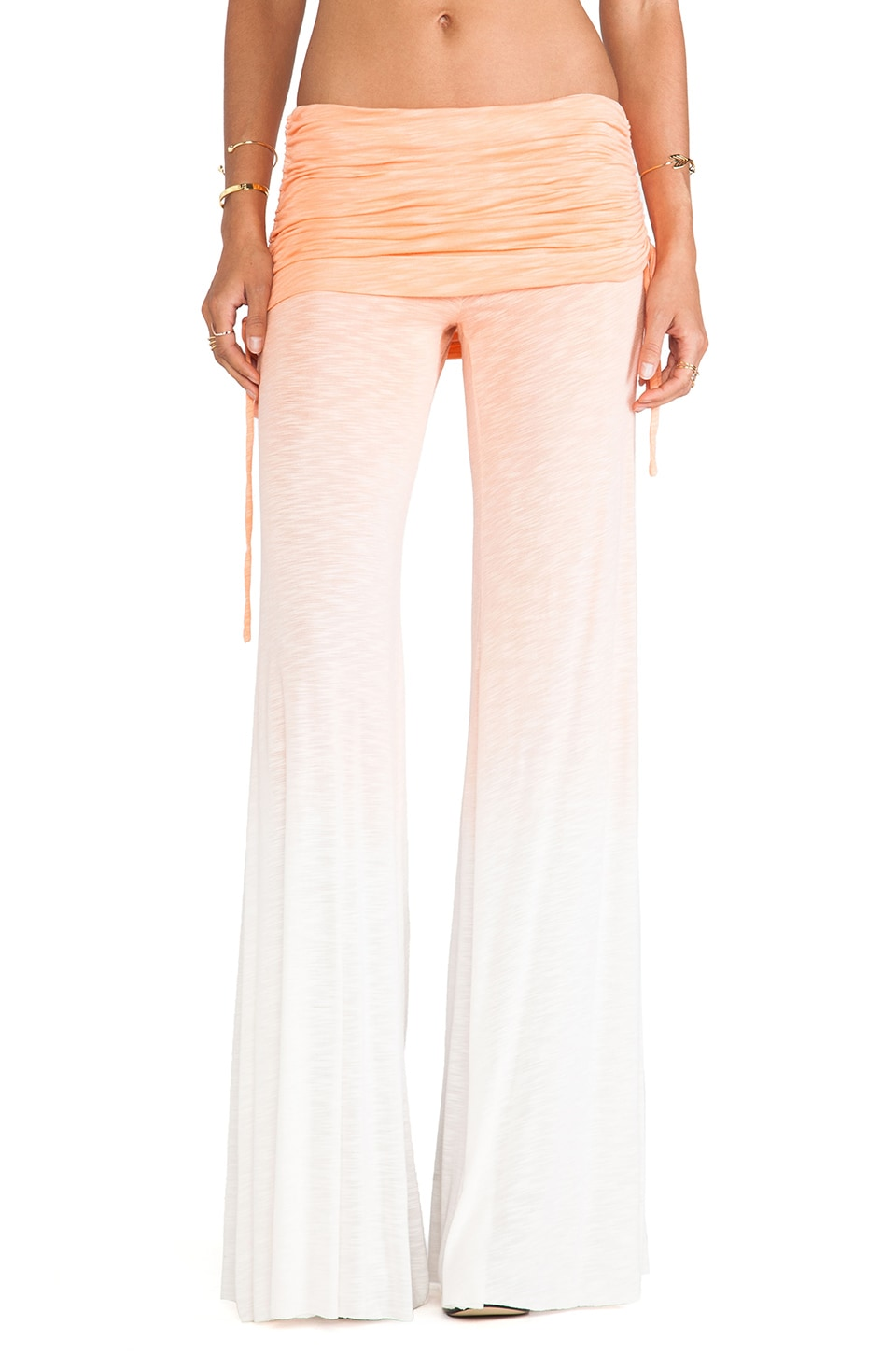 Young, Fabulous & Broke Sierra Pant Ombre in Melon