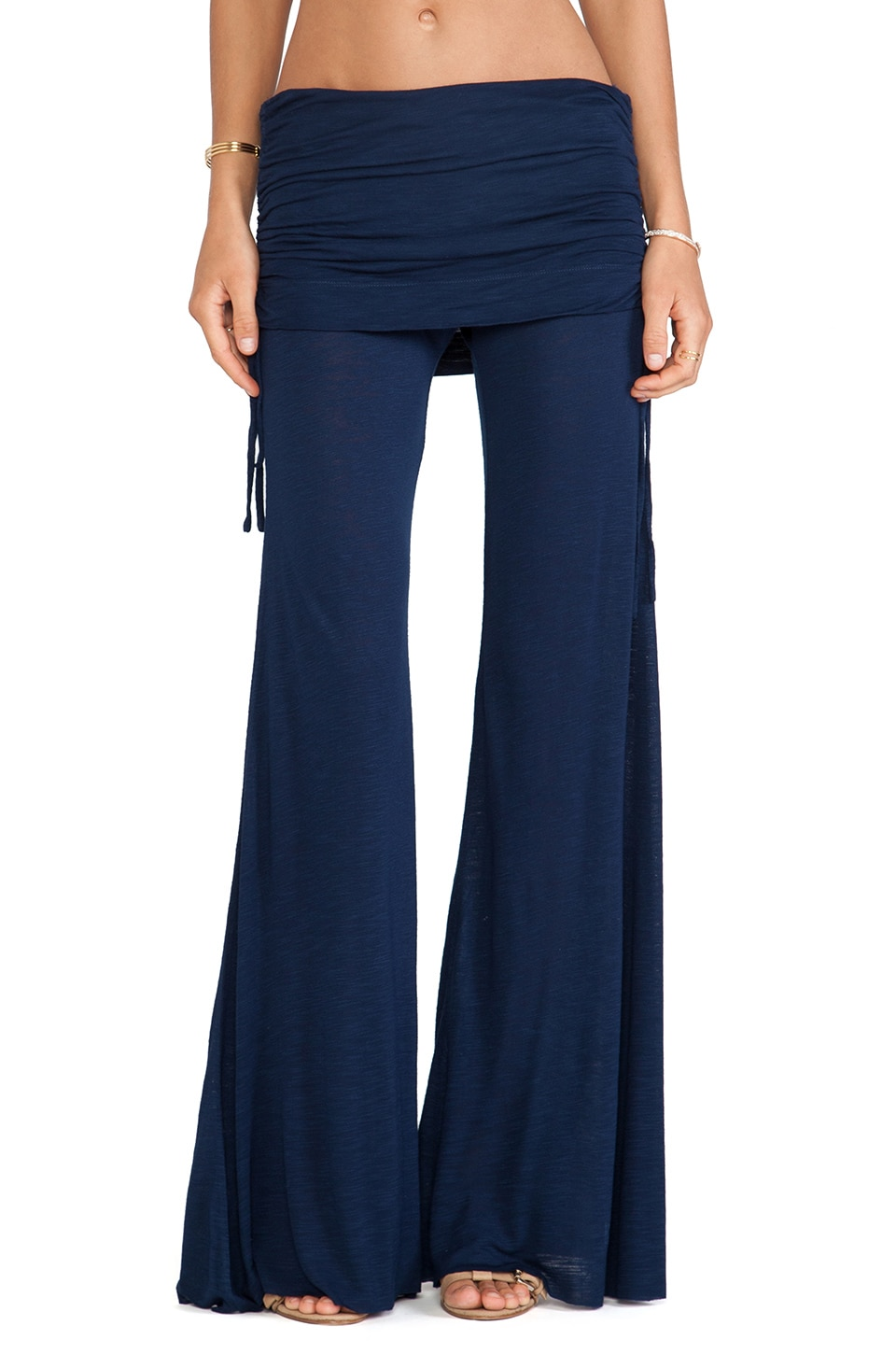 Young, Fabulous & Broke Sierra Pant in Navy