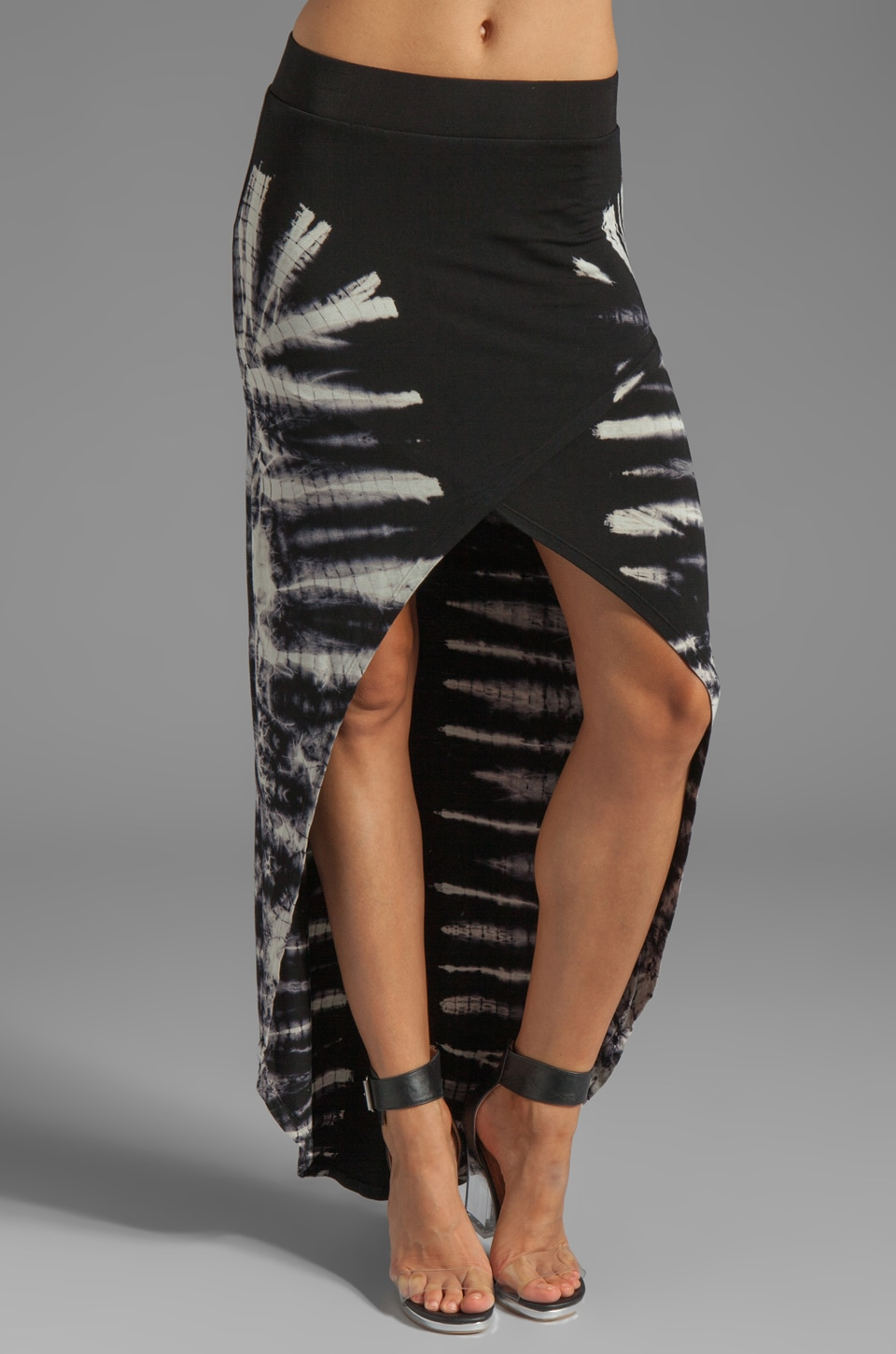 Young, Fabulous & Broke Tyler Carnivale Skirt in Black