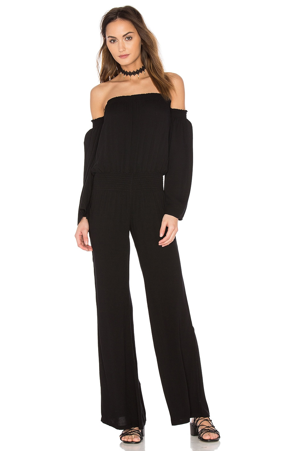 Estelle Jumpsuit by Young, Fabulous & Broke