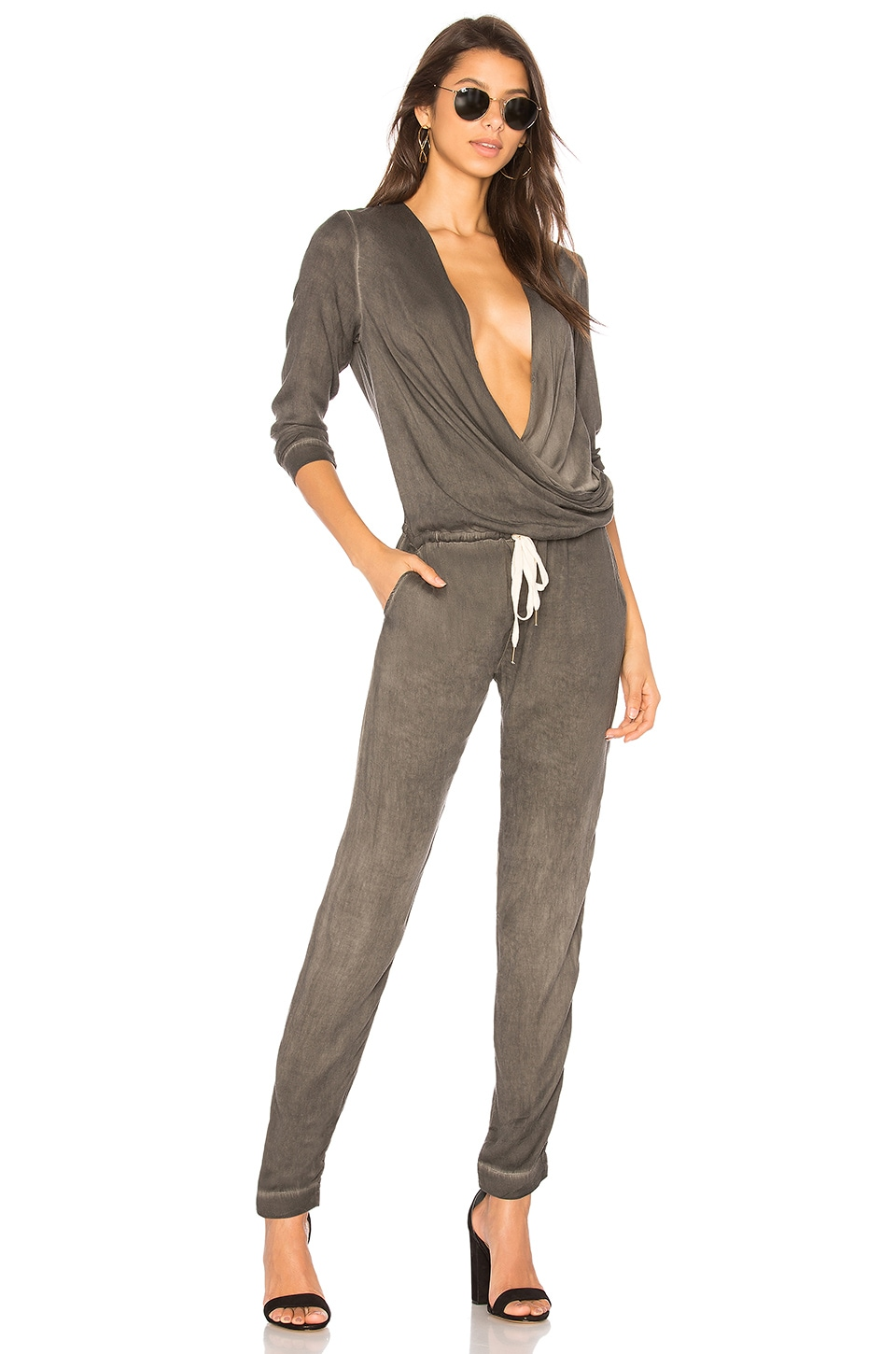 Zander Jumpsuit by Young, Fabulous & Broke