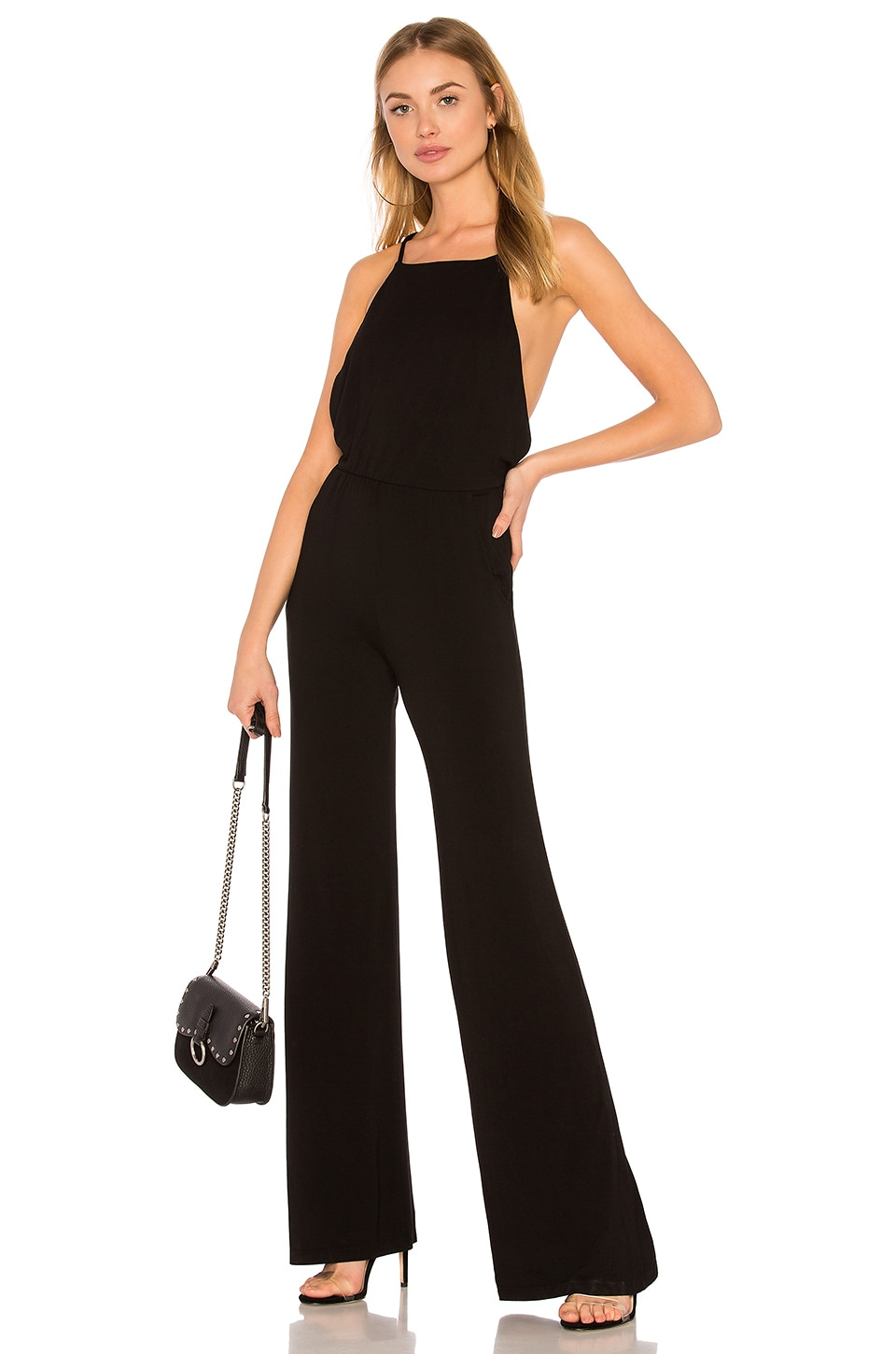 Megan Jumpsuit by Young, Fabulous & Broke