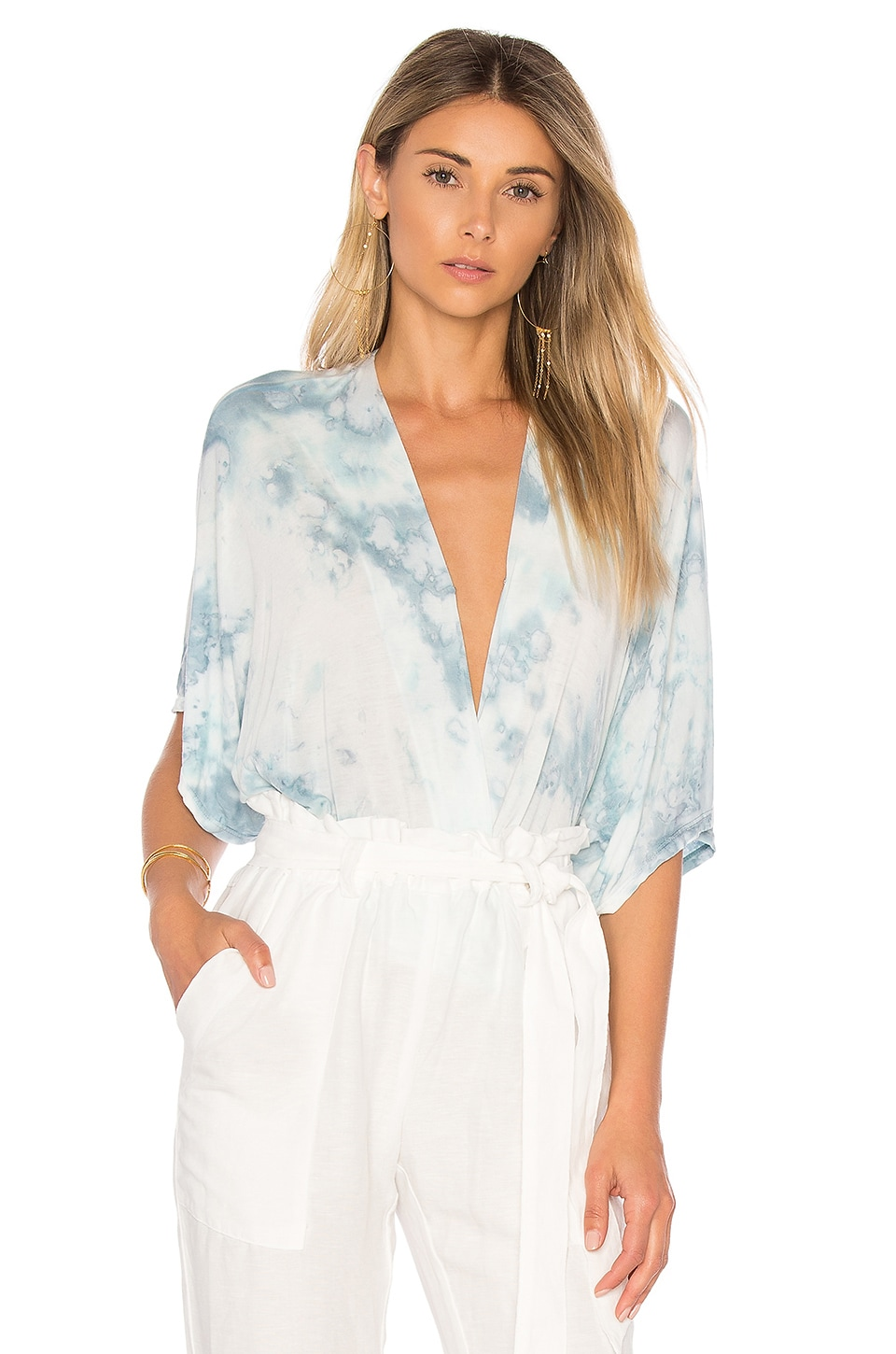 Selby Blouse by Young, Fabulous & Broke