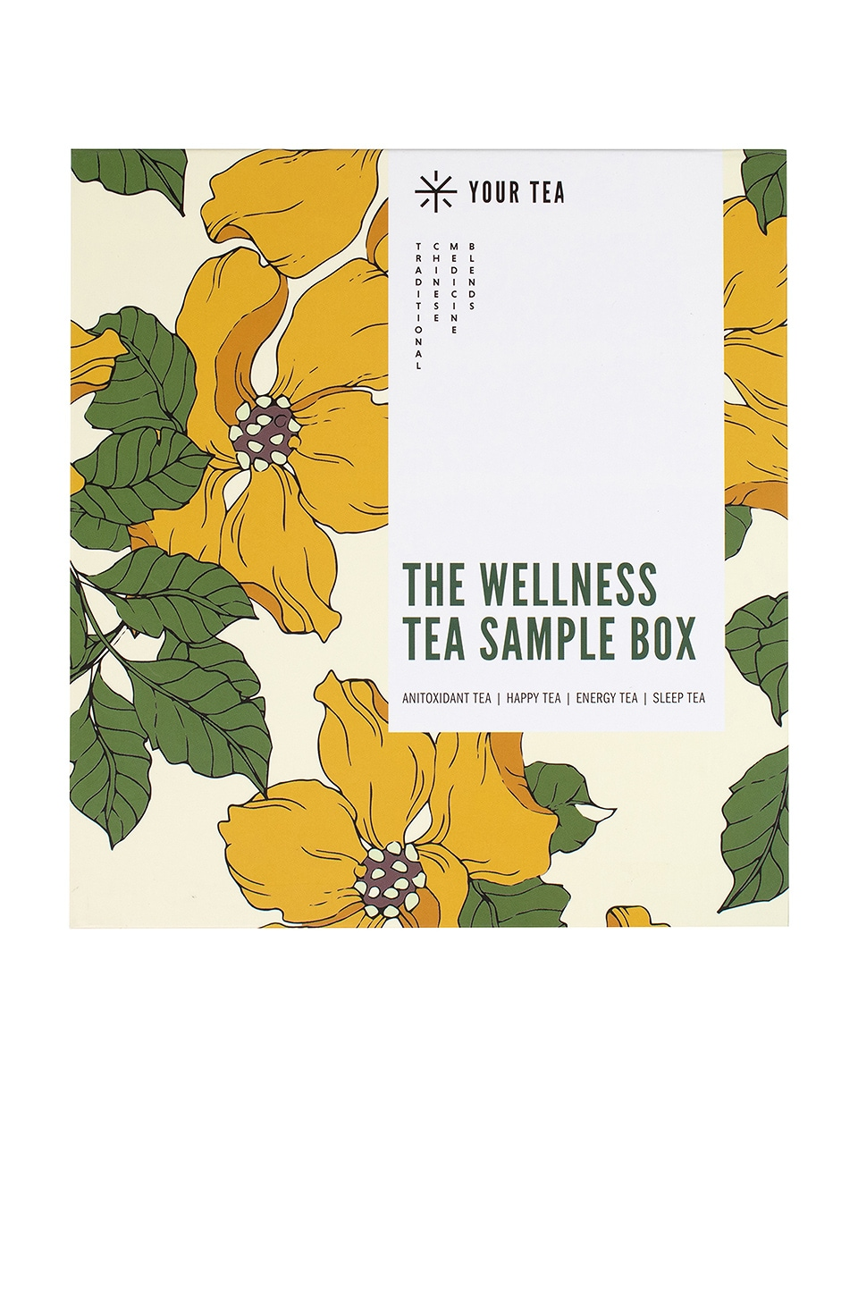 Your Tea Wellness Box